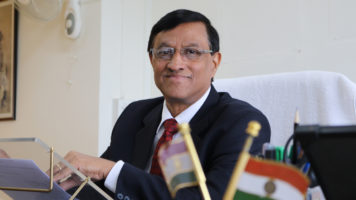 An exclusive interview with Dnyaneshwar M Mulay, Secretary, CPV and Overseas Indian Affairs