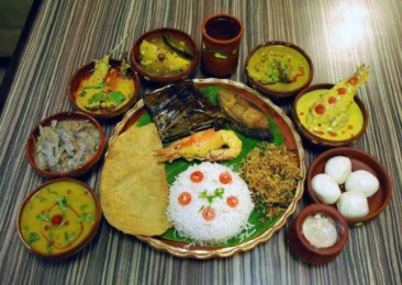 Five best Bengali cuisine restaurants in Kolkata