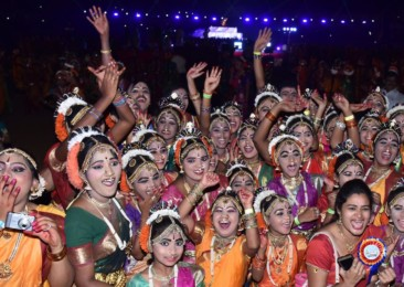 Indian classical dance form makes it to the Guinness book