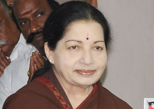 The legend of Jayalalithaa