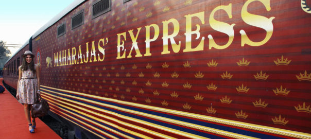 Maharajas' Express train of IRCTC is world's leading luxury tour train in India