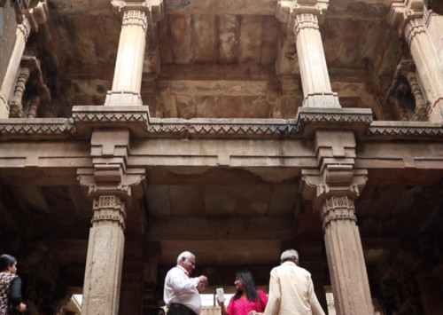 Three Indian states with picturesque stepwells