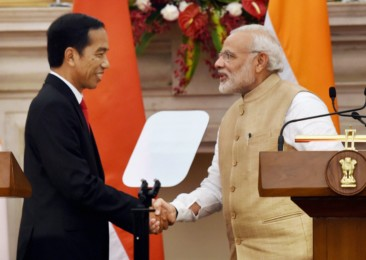 India-Indonesia talks emphasise on fight against terror
