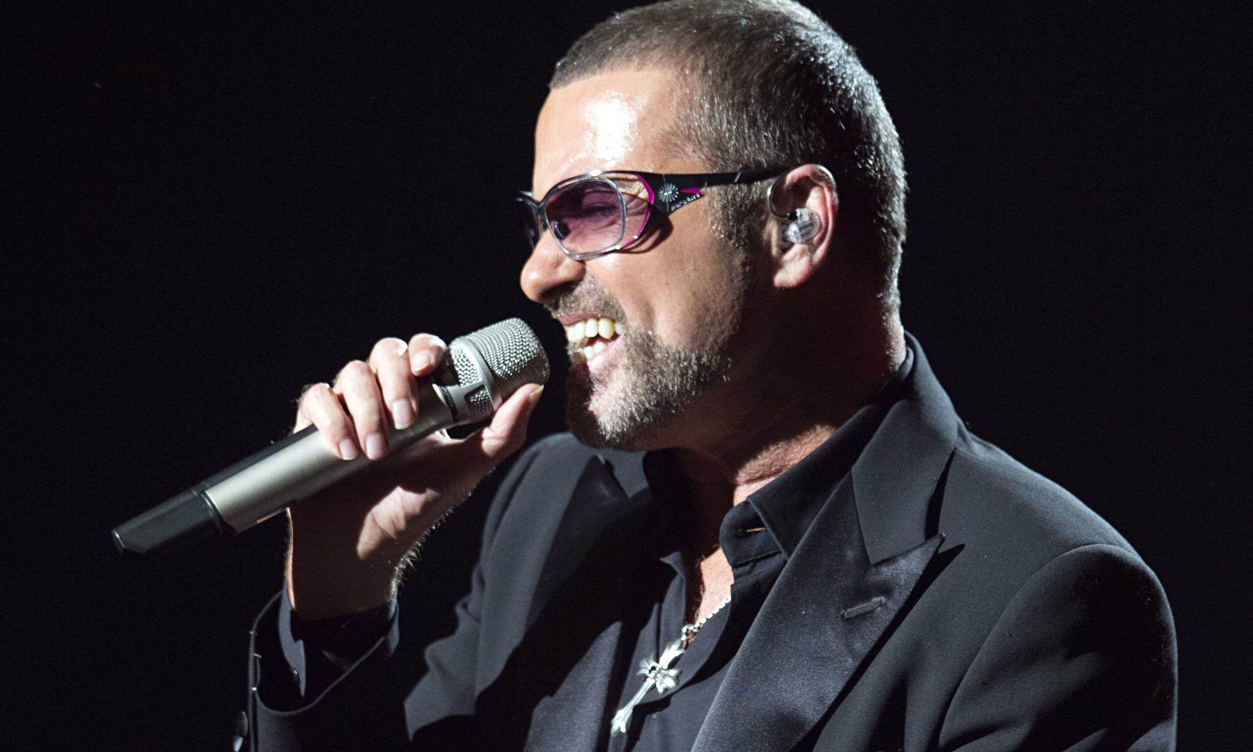 Legendary pop singer George Michael bows out on Last Christmas ...