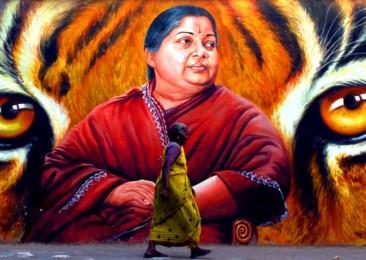 The legend of Jayalalithaa