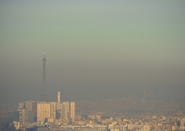 Paris enforces pollution diminution measures