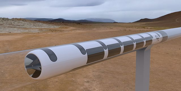 Hyperloop capsules operate in a sealed, near-vacuum environment, reaching up to 1,220 km/h in speed