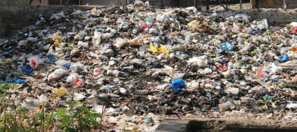 Waste management, particularly of plastic products remains very poor in India