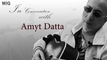 In conversation with Amyt Datta