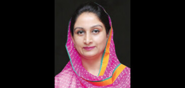 Interview with Harsimrat Kaur Badal, Union Cabinet Minister of Food Processing, Government of India