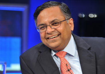 A monumental task awaits new Tata chief