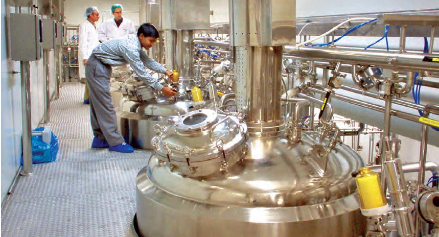Gujarat Pharmaceutical Industry | Media India Group