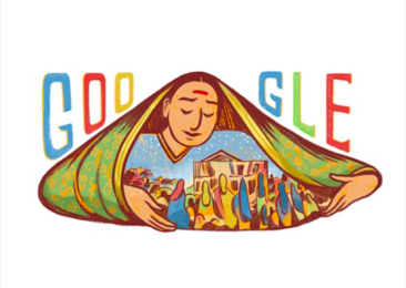 Who was the Indian poetess Savitribai Phule ?