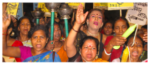 Durbar Mahila Samanwaya Committee is a collective of over 65,000 sex workers . Picture: Durbar webpage