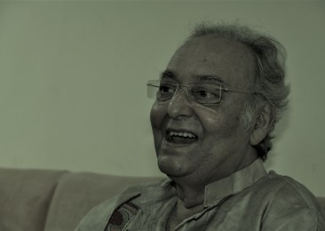 Soumitra Chatterjee: the first Indian actor to attain this French honour