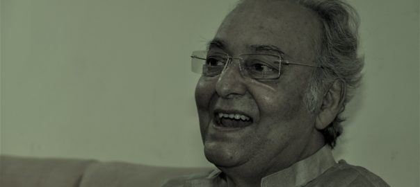 Soumitra Chatterjee continues to grace the silver screen despite his poor health over the last few years