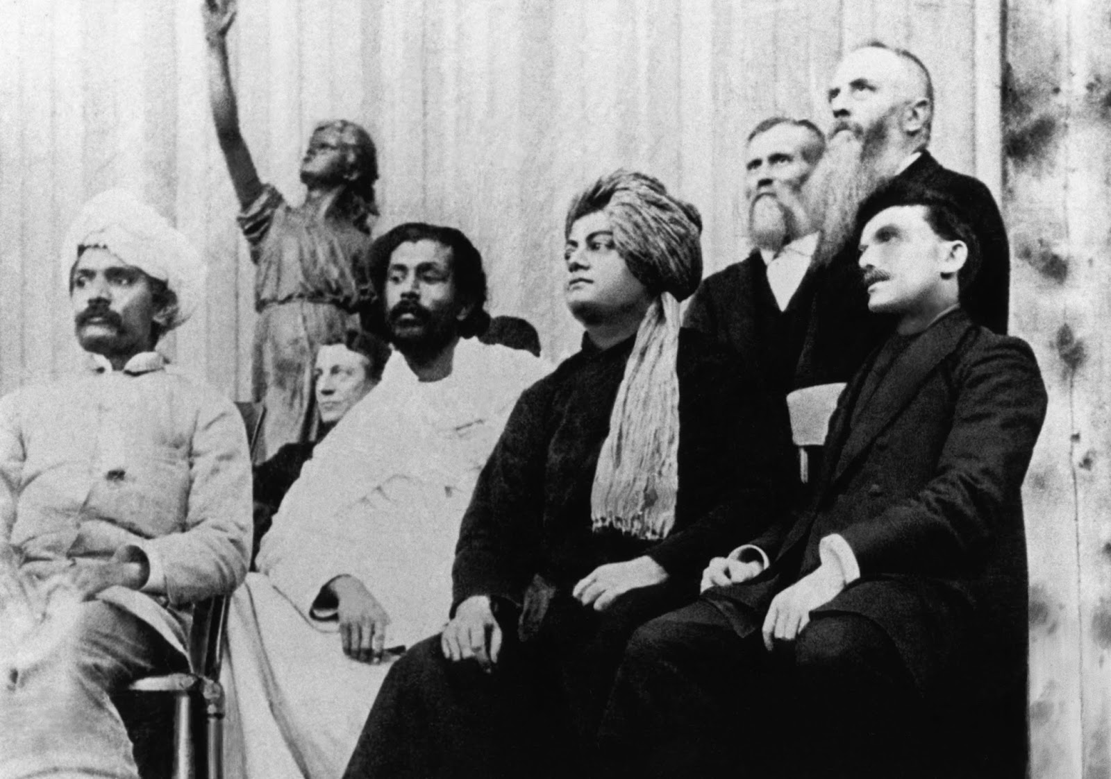 Swami Vivekananda: The monk who represented the 'real ...