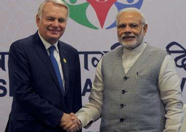 Bilan de la visite du Ministre français des Affaires étrangères en Inde