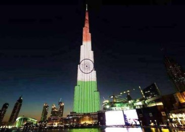 Indian Republic Day celebrated across the world
