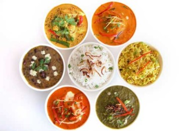 Taking Indian food to the West