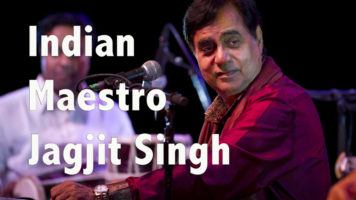 A tribute to Indian maestro Jagjit Singh by Jatinder Sharma