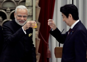 2017 earmarked as the year for Indo-Japanese friendly exchanges