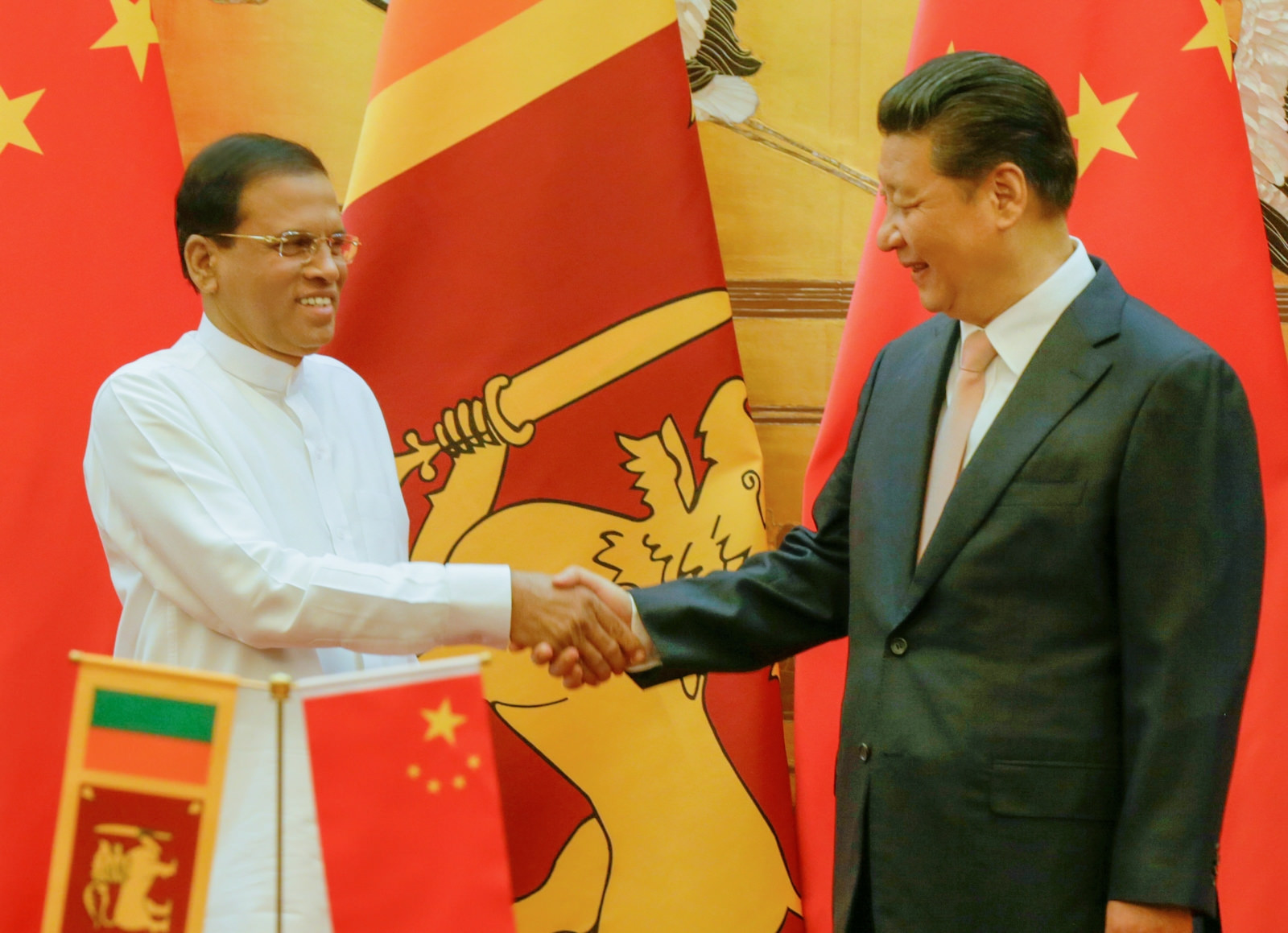 China's geopolitical ambitions making India uneasy