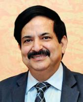 VINOD ZUTSHI-Secretario del Ministerio de Turismo del Gobierno de la India