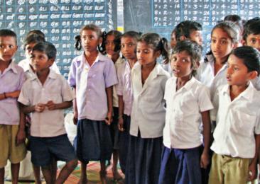 La diversité linguistique en Inde