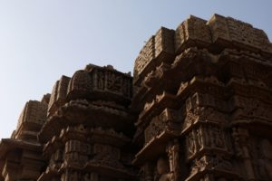 The Sun Temple of Modhera, a glorious tribute to Surya