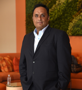 Sunil Tolani awarded with the prestigious award