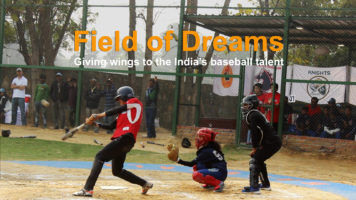 Field of Dreams: Giving wings to the India's baseball talent