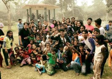 Série sur les ONG – The Rising People Welfare Society tend la main aux enfants défavorisés