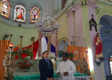 French Ambassador to India visits West Bengal