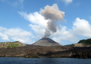 Barren Island: The house of India's only active volcano