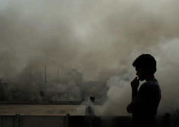 Ozone pollution causing maximum deaths in India