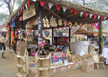 Surajkund International Crafts Mela opens in Haryana