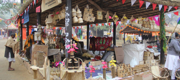 Rich showcase of regional and international crafts and traditions