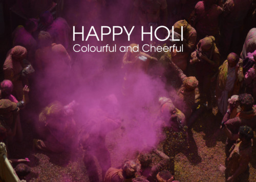 Holi in India: Celebrating colours differently