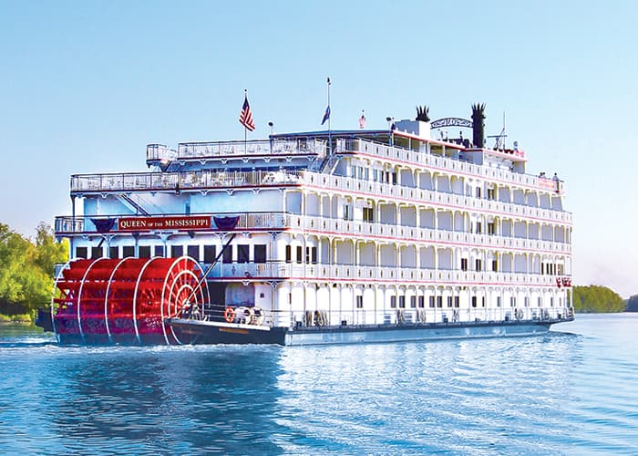 The newest and most environmentally friendly small cruise ships and riverboats in America