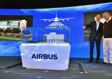 Asia's first Airbus training centre to be set up in New Delhi