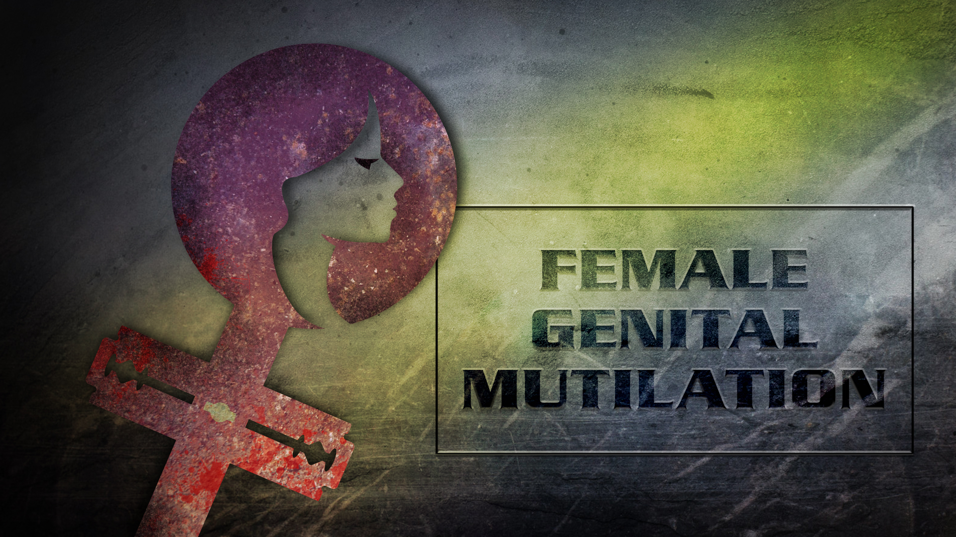"a study of female genital mutilation Who itself, is ""female genital mutilation"" but this description  a who study  critical of the procedure has  ethically sensitive language, such as female  genital."