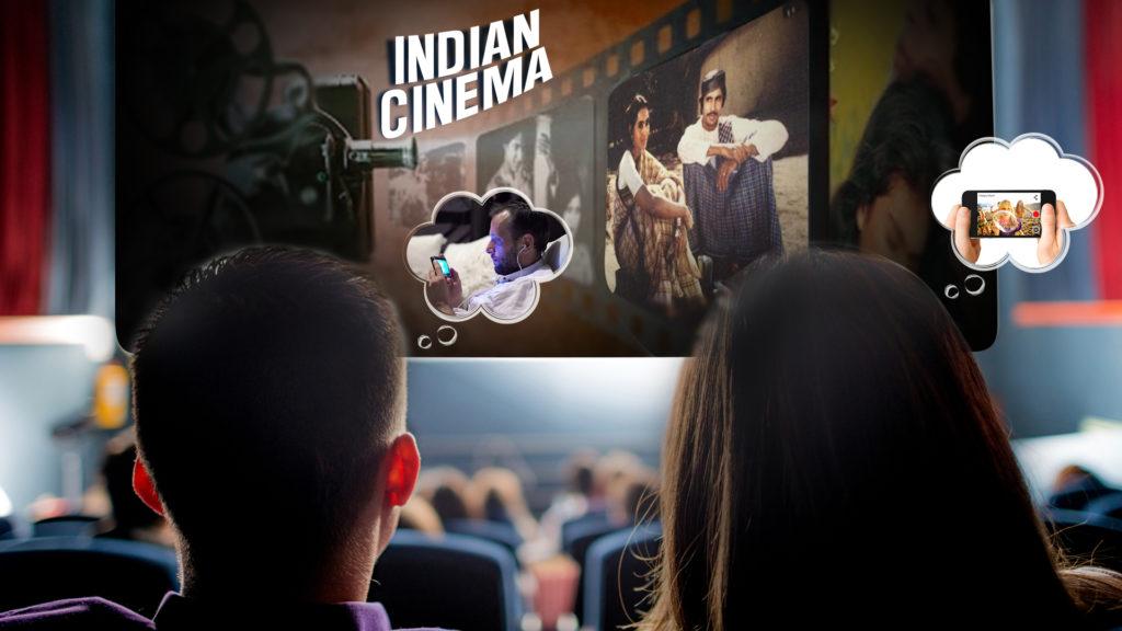 Habit of film watching in theatres gradually decreasing in India