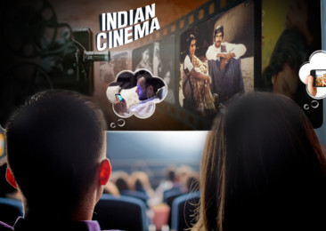 Growth of the Indian film industry slowing down