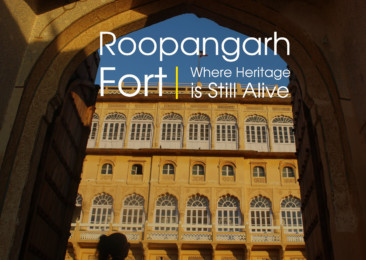 Roopangarh Fort in Rajasthan