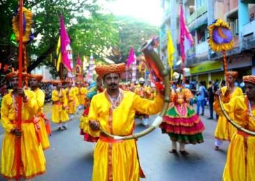 Goa's fascinating Shigmo Festival