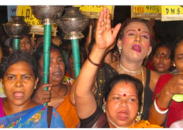 L'ONG Durbar vient en aide aux travailleurs du sexe