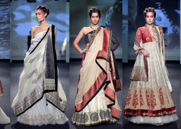 What sets fashion trends in India?