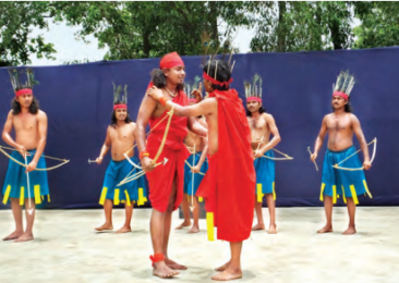 Shantiniketan – Mehr als Tagore