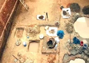 India's largest capstone discovered in Telangana